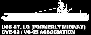 USS St. Lo (formerly Midway) CVE-63/VC-65 Association